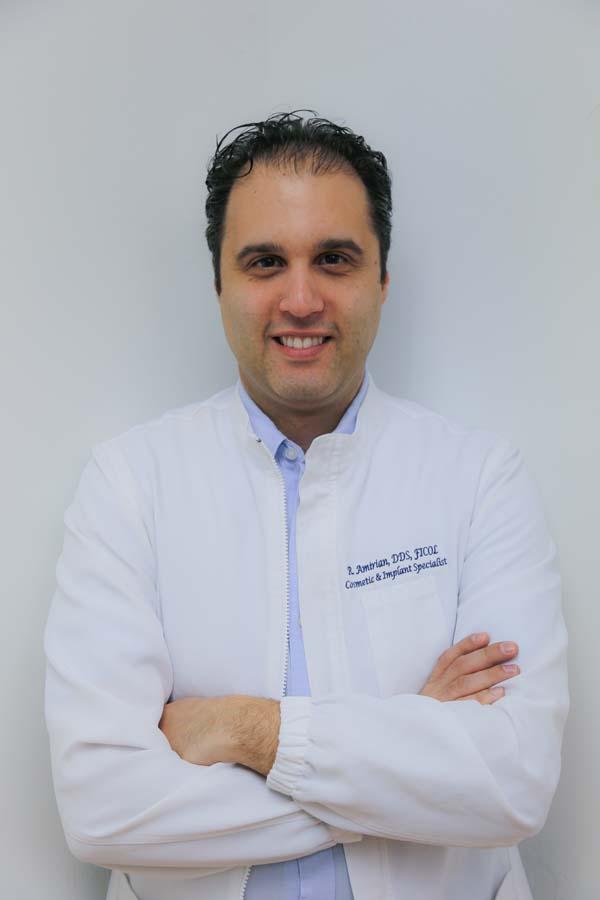 Dr. Robert Amirian dentistry